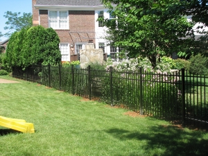 fencing lexington